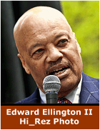 The life and reign of edward kennedy ellington