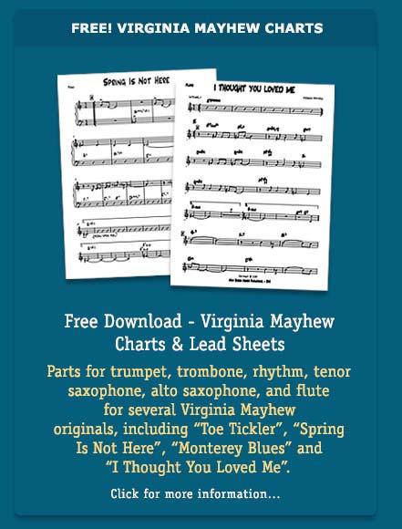 Virginia Mayhew cd